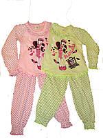 Пижама для девочки интерлок Monster High Монстер Хай, на возраст 2-7 лет