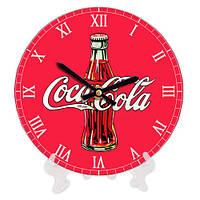 """Часы настенные """"Coca-Cola"""""""