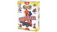 Конструктор ZOOB для найменших ZOOB JR. Scooter
