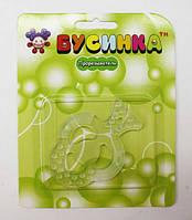 Грызунок-прорезыватель силиконовый с водой