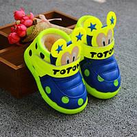 Детские весенние ботинки том