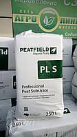 Торфяной субстрат PL 1 (Peat Field) мелкая фракция 0-5 250 л.