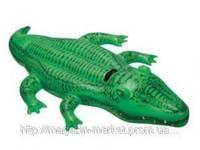 Плотик пляжный Intex 58546 крокодил