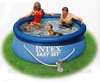 Надувной бассейн INTEX 28112 (56972), 244х76см