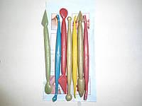 Инструменты для работы с мастикой 7 предметов(код 04517)