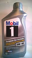 Автомобильное моторное масло  Mobil 1 0W-40