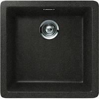 Мойка кухонная TEKA Radea 400/400 TG (черный металлик) (40143801)