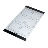 Стеклянная разделочная доска для кухооных моек Fabiano FAS-G40