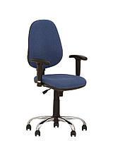 Кресло GALANT GTR chrome (active-1)(Галант хром эктив -1 компьютерное, офисное, для персонала) ТМ Новый стиль