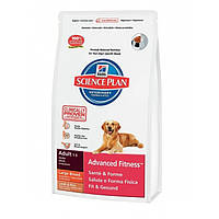 Hills Canine Adult Large Breed Lamb & Rice12кг-корм для собак больших пород с ягненком (9271)
