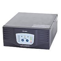 ИБП Luxeon UPS-1000ZY (600Вт), для котла, чистая синусоида, внешняя АКБ