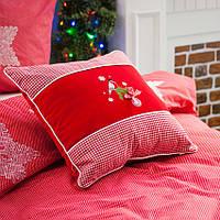 Подушка декоративная 45*45 Новогодняя