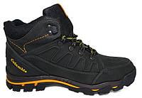 Зимние мужские ботинки Columbia Black