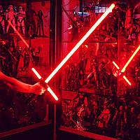 Световой меч Кайло Рена Звездные войны: Пробуждение силы, коллекционный Force FX Black Series