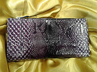Стильный кожаный женский кошелек Aka Deri