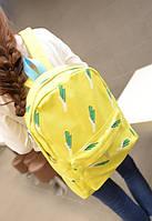 Городской школьный рюкзак mix лук bow ,высококачественный,  фабричный!
