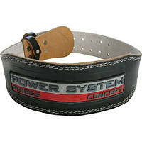 Пояс для тяжелой атлетики POWER SYSTEM PS - 3100 POWER BLACK