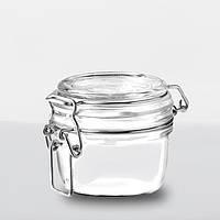 Банка стеклянная герметичная 125 мл Bormioli Rocco FIDO 141370