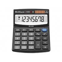 Калькулятор 8 разрядный Brilliant BS-208