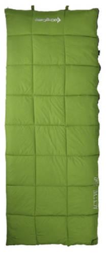 Практичный спальный мешок KingCamp ACTIVE 250(KS3103) / 6°C, R Green 95055 зеленый