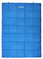 Вместительный спальный мешок для двоих KingCamp ACTIVE 250 DOUBLE(KS3189) / 5°C, L Blue 94852 синий