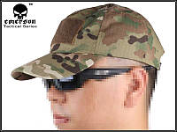 Кепка Emerson Baseball Cap Multicam