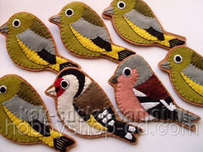 Поделки в виде птиц своими руками