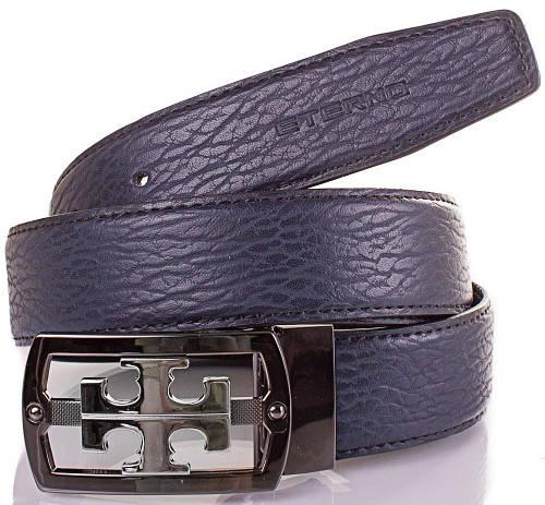 Оригинальный мужской кожаный двухсторонний ремень ETERNO (ЭТЕРНО) ETS2406-7