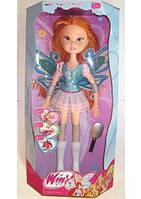 Кукла ВИНКС, 64 см,  музыкальная, аксессуары, косметика