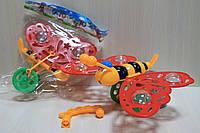 Каталочка Бабочка на палочке в пакете 26*17*13 см
