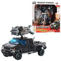 Трансформер Джип 2 в 1 Transformers Боевые роботы: 17см