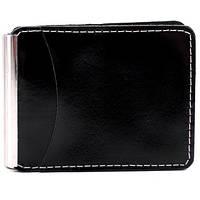 Зажим для денег Manufatto K — 1 Black&White Polish