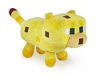 Мягкие игрушки Minecraft - кот Ocelot
