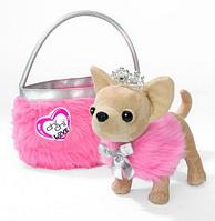 Собачка Принцесса красоты с аксессуарами Chi Chi Love Simba 5890618