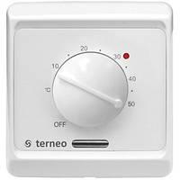 Регулятор температуры. Терморегулятор для теплого пола «terneo rtp» 16А.