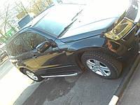 "Боковые пороги ""Duru"" Suzuki Grand Vitara 2005-2014 г.в."