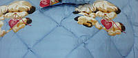 Одеяло детское шерстяное 140х105 ТЕП