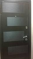 """Входная металлическая дверь """"Портала"""" с бесплатной доставкой (серия Комфорт) ― модель Лион"""
