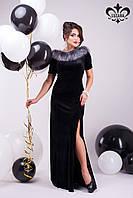 """Платье """"Марсель"""" (черный), фото 1"""