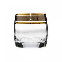 Набор стаканов для виски Bohemia Ideal 290мл (25015/43249) - 6шт