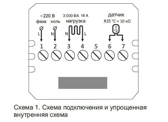 Ter-9 инструкция на русском - фото 6