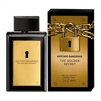 """Мужская туалетная вода-tester""""Antonio Banderas The Golden Secret"""" обьем 100 мл"""
