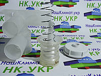 Клапан сливного сифона в сборе для стиральных машин сатурн и других