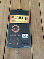 Защитное стекло SUNDATOM на заднюю панель для  iPhone 5/5s