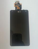 Оригинальный дисплей (модуль) + тачскрин (сенсор) для LG Optimus G E971 E973 E975 LS970 F180
