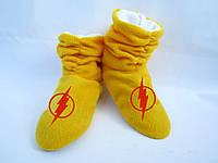 """Тапочки-ботинки детские """"Флеш"""""""
