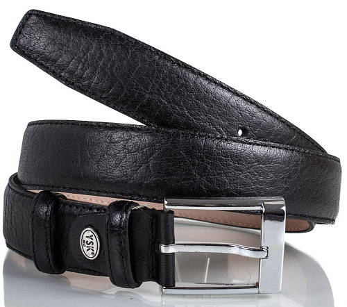 Классический мужской кожаный ремень Y.S.K. (УАЙ ЭС КЕЙ) SHI1016