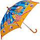 Игривый детский зонт-трость механический AIRTON (АЭРТОН) Z1551-6 Цирк, фото 2