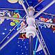 Детский зонт-трость механический AIRTON (АЭРТОН) Z1551-8 Море под звездным небом., фото 6
