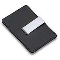 Футляр для кредитных карт с зажимом для денег